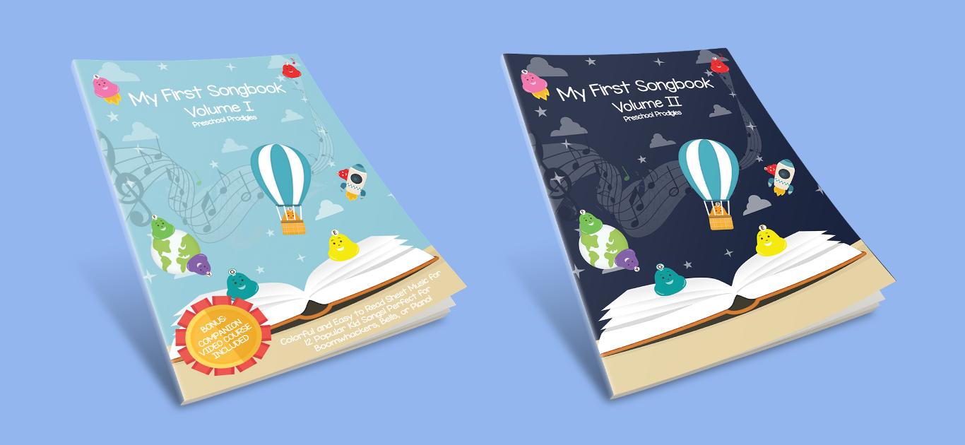 Prodigies Songbooks