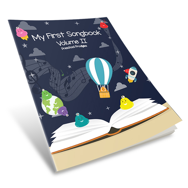 My First Songbook: Volume II