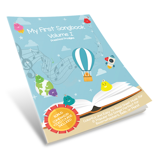 My First Songbook: Volume I
